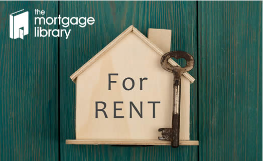 Let to buy mortgage image